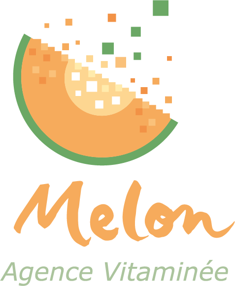Logotype Melon Digital